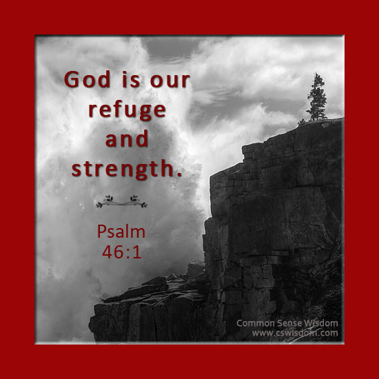 Psalm 46: The LORD is our refuge