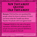 {The New Testament Quoting the Old Testament Part 8}