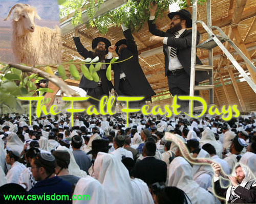 Fall Feast Days of the Lord