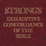 {Getting Beyond Strong's Concordance}