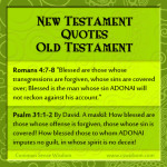 {The New Testament Quoting the Old Testament Part 10}