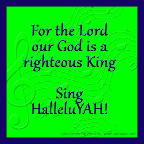 {Sing Hallelujah (Song) by Vineyard - Free to fly} - www.cswisdom.com