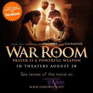 {War Room – The Place of Prayer}